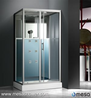 Shower Enclosures With Door And Massage Function In Bathroom Sale